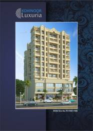 680 sqft, 1 bhk Apartment in Kohinoor Luxuria Kalyan East, Mumbai at Rs. 42.0000 Lacs