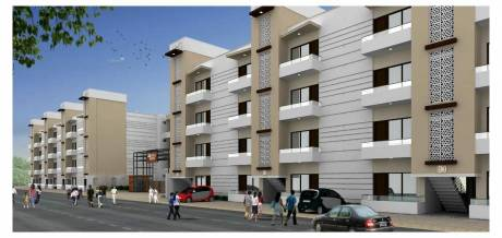 840 sqft, 2 bhk Apartment in Builder Max Mahila awas yojana Safedabad, Lucknow at Rs. 15.0000 Lacs