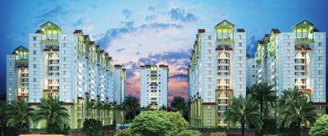 980 sqft, 2 bhk Apartment in Gopalan Olympia Kumbalgodu, Bangalore at Rs. 51.8494 Lacs