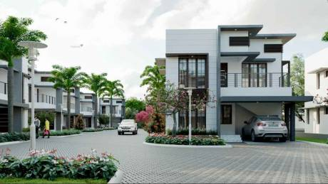 1500 sqft, 3 bhk Villa in Greentech Wood Stock Kunnathunad, Kochi at Rs. 62.0000 Lacs