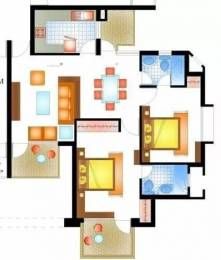 1164 sqft, 2 bhk Apartment in Piyush Heights Sector 89, Faridabad at Rs. 42.0000 Lacs