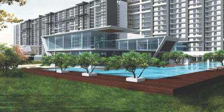 935 sqft, 2 bhk Apartment in SJR Blue Waters Hosa Road, Bangalore at Rs. 56.0000 Lacs