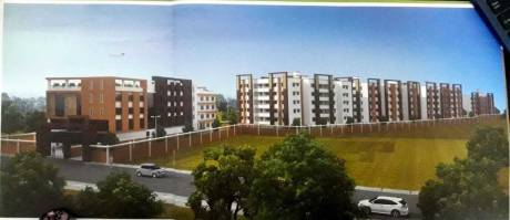 1542 sqft, 3 bhk Apartment in Builder Project Azara, Guwahati at Rs. 53.3440 Lacs