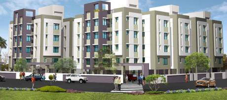 799 sqft, 2 bhk Apartment in Unimark Sports City Barasat, Kolkata at Rs. 19.9670 Lacs
