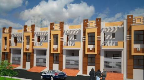 1400 sqft, 3 bhk IndependentHouse in Builder Penta city crossing Row house Safedabad, Lucknow at Rs. 31.5000 Lacs