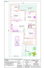 1250 sqft, 2 bhk IndependentHouse in Builder Swastik smart city Tatibandh Road, Raipur at Rs. 19.9000 Lacs