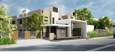 1800 sqft, 3 bhk BuilderFloor in Suryan Hope Town Chandkheda, Ahmedabad at Rs. 18000