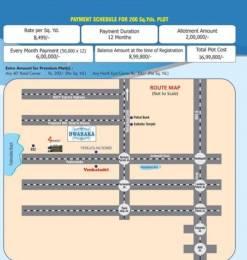 1800 sqft, Plot in Prakruti Venkata Sai Homes Achutapuram, Visakhapatnam at Rs. 15.0000 Lacs