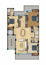 1962 sqft, 3 bhk BuilderFloor in Builder Project Sector 57, Gurgaon at Rs. 1.1000 Cr
