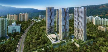 653 sqft, 2 bhk Apartment in TATA Serein Phase 1 Thane West, Mumbai at Rs. 1.9500 Cr