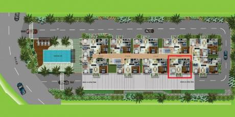 1100 sqft, 2 bhk Apartment in Fortuna Acacia Sahakar Nagar, Bangalore at Rs. 79.0000 Lacs