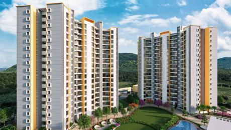 668 sqft, 1 bhk Apartment in Shapoorji Pallonji Joyville Hinjawadi Hinjewadi, Pune at Rs. 41.0000 Lacs