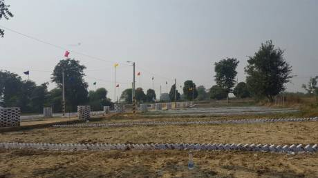 1000 sqft, Plot in Paraiso Orchard City Shuklai, Lucknow at Rs. 7.0000 Lacs