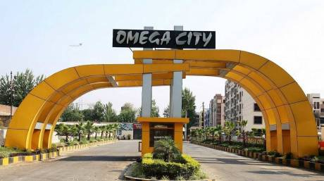 1200 sqft, 2 bhk Apartment in Omega City Bhago Majra, Mohali at Rs. 6000