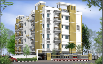 1175 sqft, 2 bhk Apartment in GL Aqua Medavakkam, Chennai at Rs. 12500