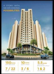 540 sqft, 1 bhk Apartment in Sunteck West World 1 Tivri Naigaon East Naigaon East, Mumbai at Rs. 35.0000 Lacs