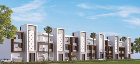 1800 sqft, 4 bhk Villa in Bajwa Sunny Enclave Global City Sector 124 Mohali, Mohali at Rs. 38.9000 Lacs