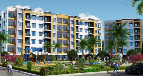 1200 sqft, 2 bhk Apartment in Dwarkadheesh Dwarkadham Apartment Lalghati, Bhopal at Rs. 6500