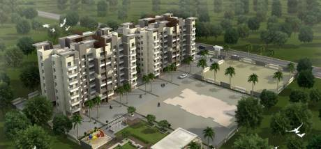 749 sqft, 2 bhk Apartment in Malkani Malkani Buona Vita Talegaon, Pune at Rs. 4500