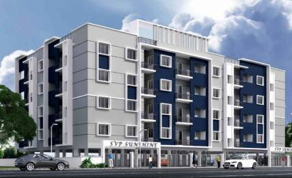 910 sqft, 2 bhk Apartment in SVP Sunshine Whitefield Hope Farm Junction, Bangalore at Rs. 21000