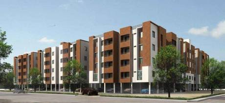 1342 sqft, 3 bhk Apartment in ETA Globevill Sriperumbudur, Chennai at Rs. 22500
