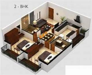858 sqft, 2 bhk Apartment in Builder axis vertiga Mohammed wadi, Pune at Rs. 50.0000 Lacs