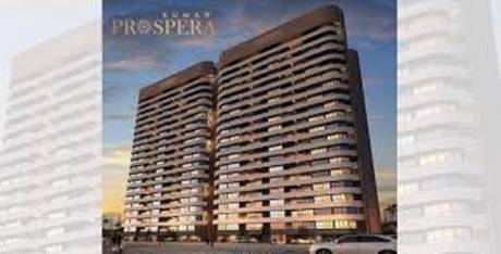 1040 sqft, 2 bhk Apartment in Kumar Prospera A1 And A2 Hadapsar, Pune at Rs. 77.5000 Lacs