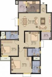 1516 sqft, 3 bhk Apartment in Sobha Forest View Talaghattapura, Bangalore at Rs. 93.0000 Lacs