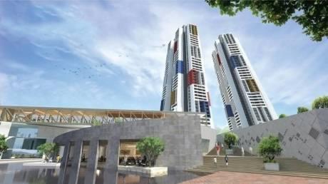 750 sqft, 1 bhk Apartment in Adhiraj Samyama Tower 2B Kharghar, Mumbai at Rs. 56.2500 Lacs