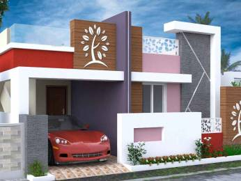 1060 sqft, 2 bhk Villa in Builder Project Kanuvai, Coimbatore at Rs. 37.0000 Lacs