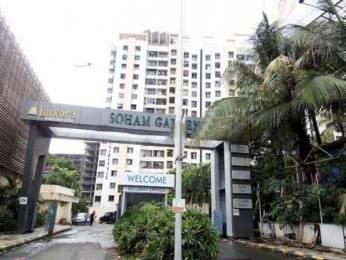 1040 sqft, 2 bhk Apartment in Soham Parijat Gardens Thane West, Mumbai at Rs. 1.0200 Cr