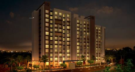720 sqft, 1 bhk Apartment in Meet Realtors Ashok Smruti Ghodbunder Road, Mumbai at Rs. 14000