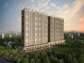 855 sqft, 2 bhk Apartment in Space Balaji Symphony Phase 2 Panvel, Mumbai at Rs. 67.0000 Lacs
