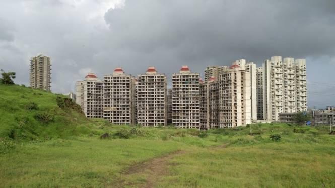 1370 sqft, 3 bhk Apartment in Nisarg Hyde Park Kharghar, Mumbai at Rs. 1.3200 Cr
