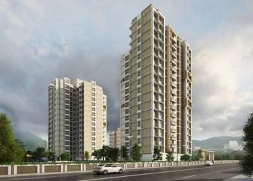 985 sqft, 2 bhk Apartment in Raunak Unnathi Woods Thane West, Mumbai at Rs. 75.0000 Lacs
