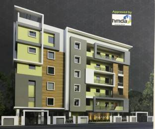 1235 sqft, 2 bhk Apartment in Builder sivadeep saanvi Pragathi Nagar, Hyderabad at Rs. 44.0000 Lacs