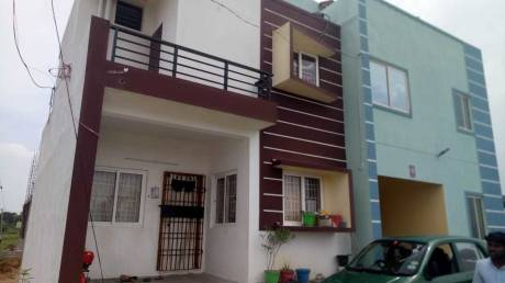 730 sqft, 2 bhk Villa in Green Peace Luxury Homes Panorama Park Thaiyur, Chennai at Rs. 29.0000 Lacs