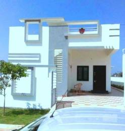 800 sqft, 2 bhk IndependentHouse in Builder smart city dtcp approved Mahindra World City, Chennai at Rs. 18.0000 Lacs