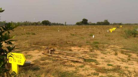 1323 sqft, Plot in Builder Project Yadagirigutta, Nalgonda at Rs. 3.6665 Lacs