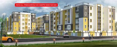 733 sqft, 2 bhk Apartment in Builder bhavisha urban homes Sarjapur Road, Bangalore at Rs. 24.0000 Lacs