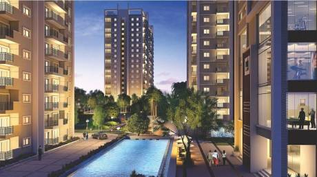 610 sqft, 1 bhk Apartment in Builder luxury 1bhk flats for sale Jalahalli, Bangalore at Rs. 46.0000 Lacs