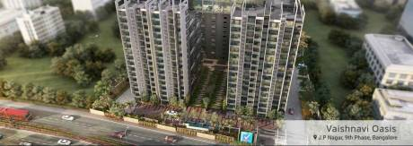1073 sqft, 2 bhk Apartment in Builder Luxury 2 bhk flats for sale JP Nagar Phase 9, Bangalore at Rs. 64.8200 Lacs