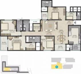 2848 sqft, 4 bhk Apartment in Sobha Rajvilas Rajaji Nagar, Bangalore at Rs. 3.2898 Cr