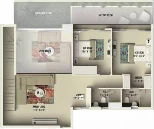 2267 sqft, 3 bhk Apartment in Assetz Marq Kannamangala, Bangalore at Rs. 1.5500 Cr