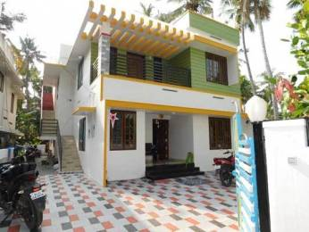 1100 sqft, 2 bhk IndependentHouse in Builder Project Sreevarahom, Trivandrum at Rs. 13000