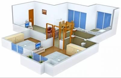 1010 sqft, 2 bhk Apartment in Mantri WebCity Kuvempu Layout on Hennur Main Road, Bangalore at Rs. 55.4500 Lacs