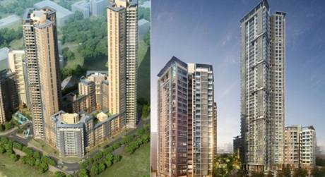 1167 sqft, 2 bhk Apartment in CCI Rivali Park Wintergreen Borivali East, Mumbai at Rs. 2.0000 Cr