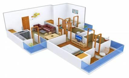 1170 sqft, 2 bhk Apartment in MR Platinum 321 Raj Nagar Extension, Ghaziabad at Rs. 33.0000 Lacs