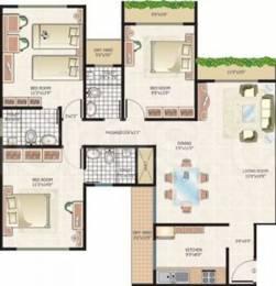 1675 sqft, 3 bhk Apartment in Cosmos Majestic Tower Prabhadevi, Mumbai at Rs. 1.6500 Lacs