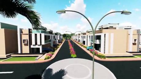 1200 sqft, 2 bhk IndependentHouse in Builder Project Duvvada, Visakhapatnam at Rs. 28.9989 Lacs